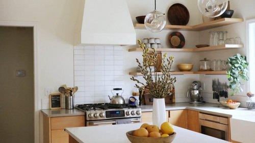mẫu nhà bếp nhỏ đẹp đơn giản