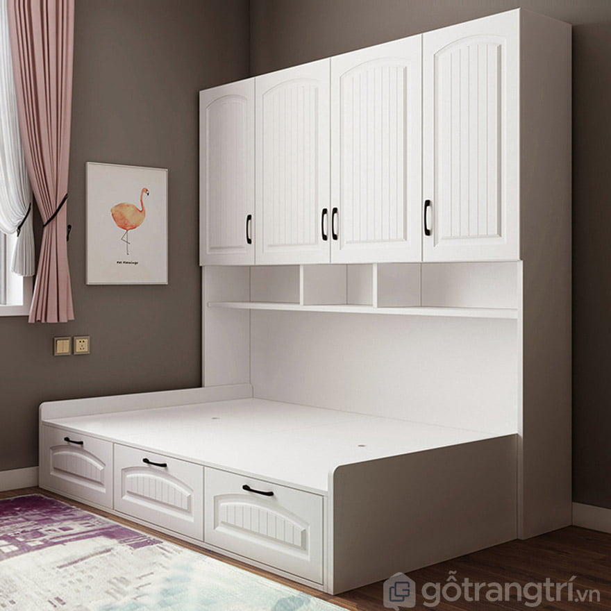mẫu tủ quần áo 3 buồng