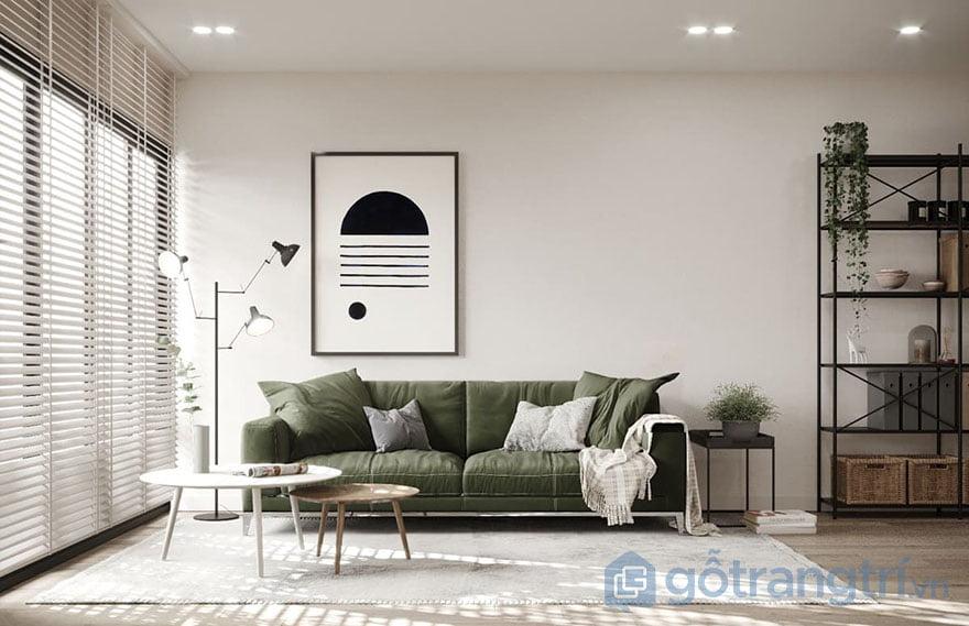 nội thất nhà hiện đại