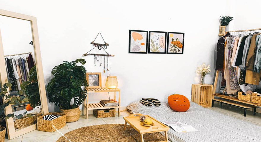 Chiếm ngưỡng ý tưởng nội thất pallet đầy sáng tạo và độc đáo