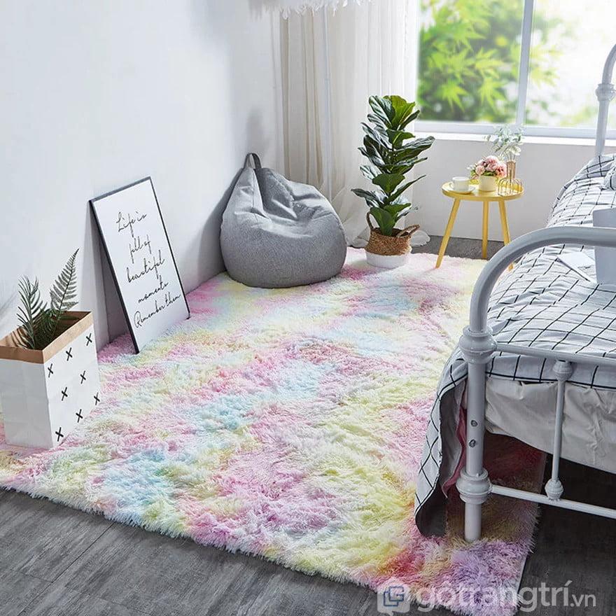 Set up phòng ngủ đẹp đơn giản 9m2