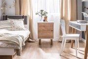 Phòng ngủ đẹp đơn giản 9m2