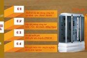 Xông Hơi Bình An tư vấn lắp đặt phòng xông hơi tại nhà cho gia đình