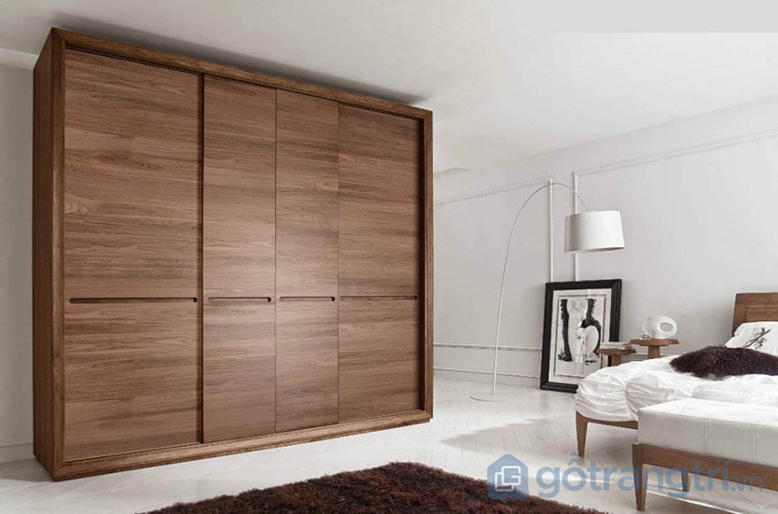 thiết kế nội thất gỗ tự nhiên