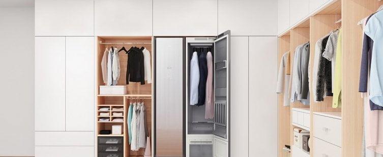 tủ treo quần áo thông minh