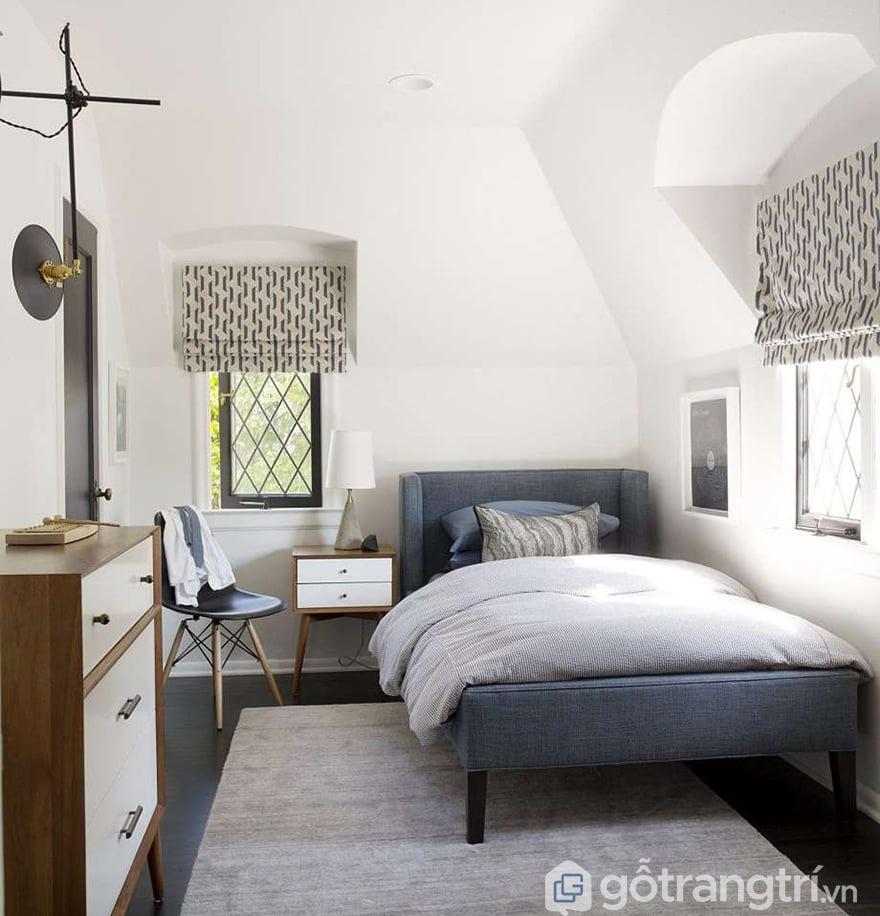 Cách sắp xếp phòng ngủ gọn gàng