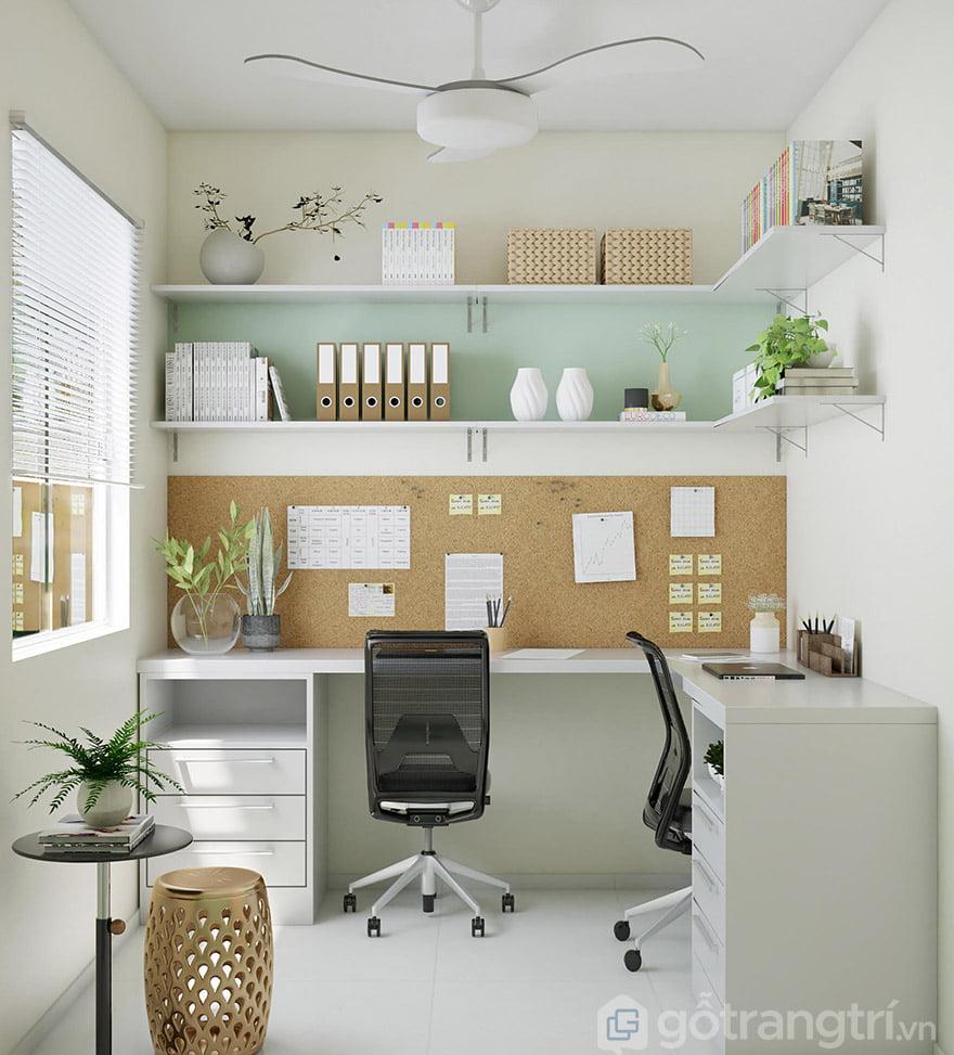 không gian làm việc