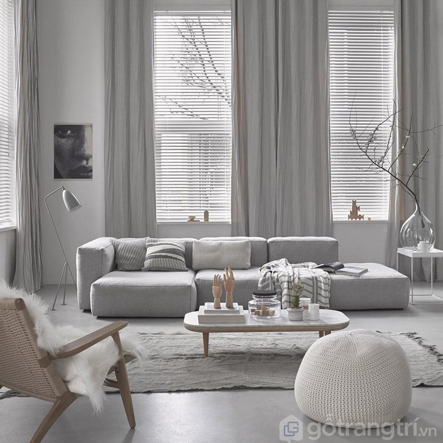 kích thước sofa