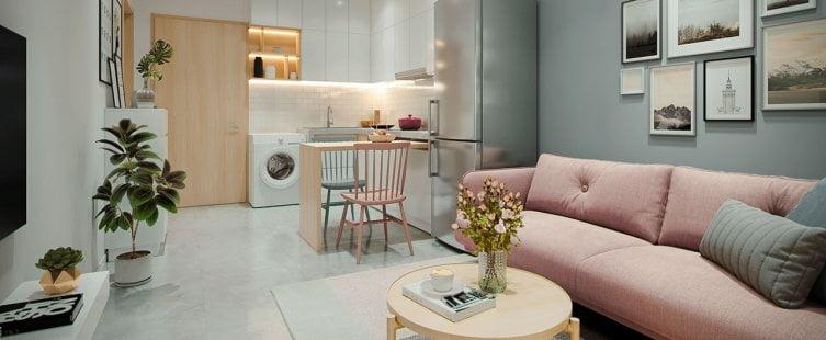Kinh nghiệm làm nội thất chung cư đẹp