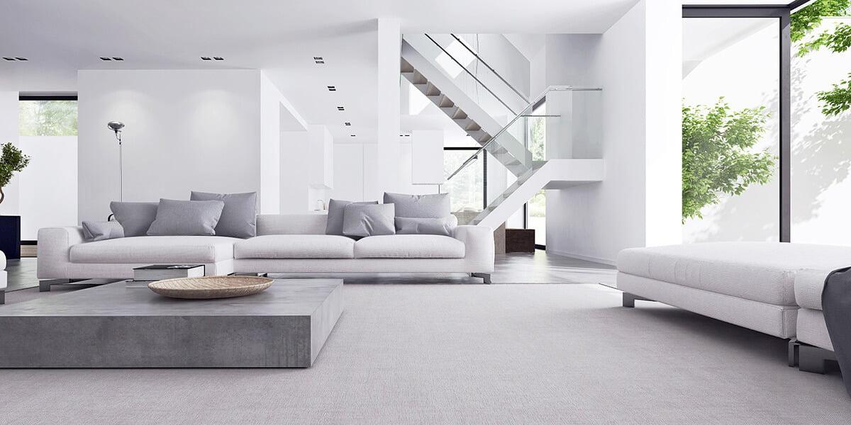 Phòng khách tối giản
