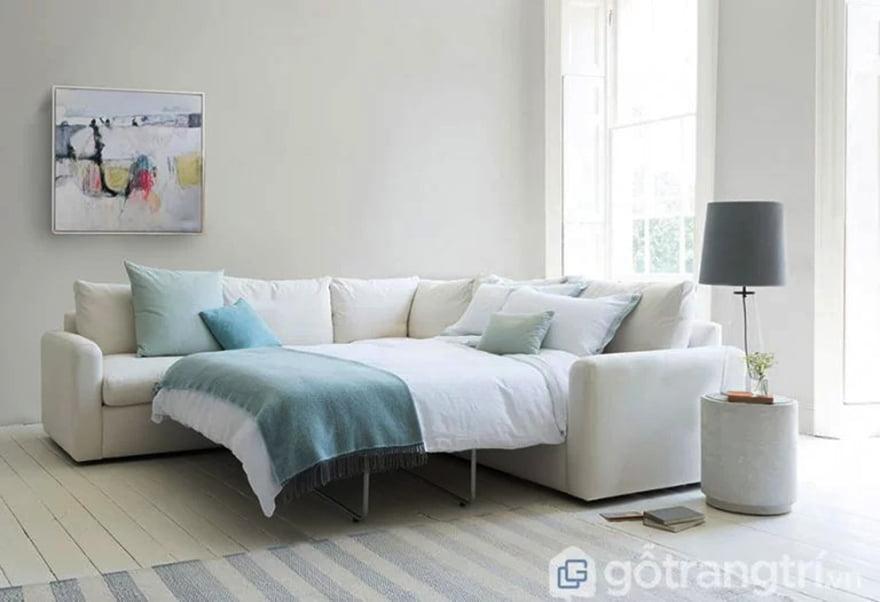 Sofa thông minh cho nhà nhỏ
