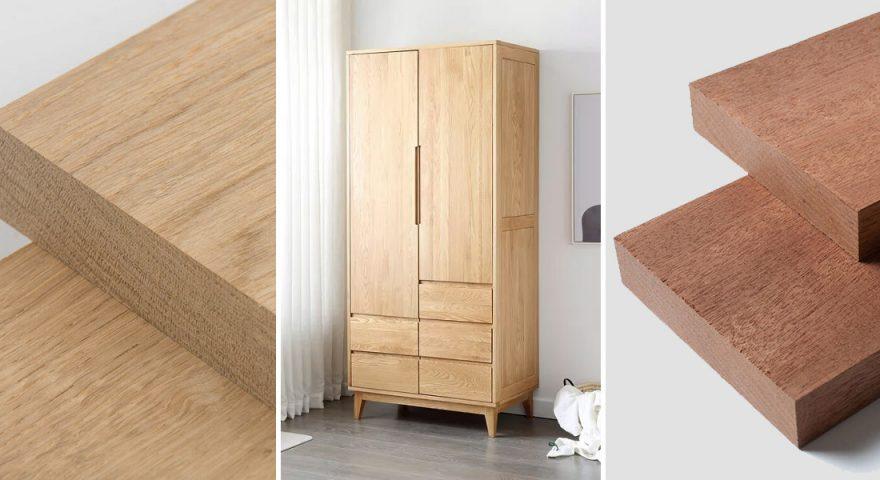 gỗ sồi và gỗ xoan đào gỗ nào tốt hơn